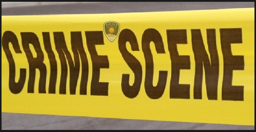 Crime Scene Tape with patch