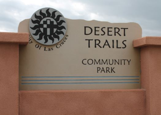 Desert Trails Community Park building
