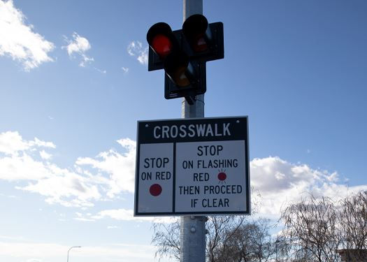 High-intensity Activated crosswaLK traffic signal
