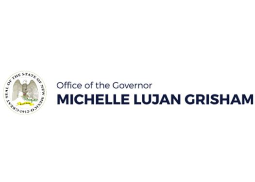 The Logo form the Governor of NM Office