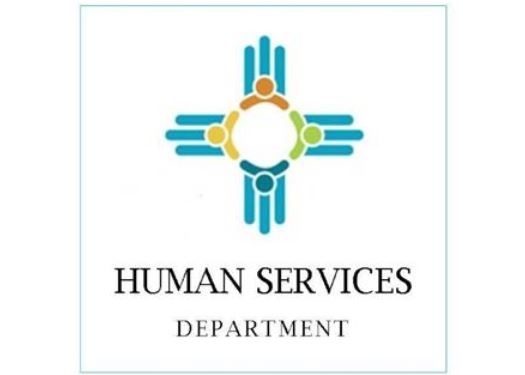 New Mexico Health and Human Services Logo