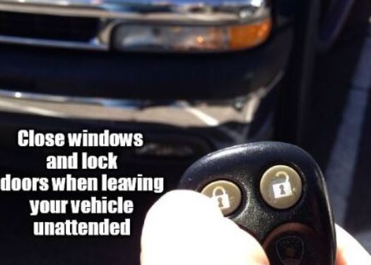 auto burglary prevention