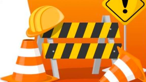 Construction and Caution Image