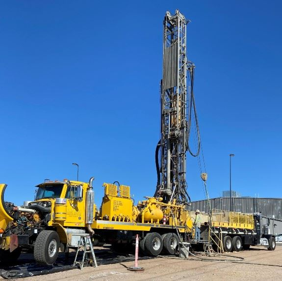 LCU Monitoring Well Drilling (1)
