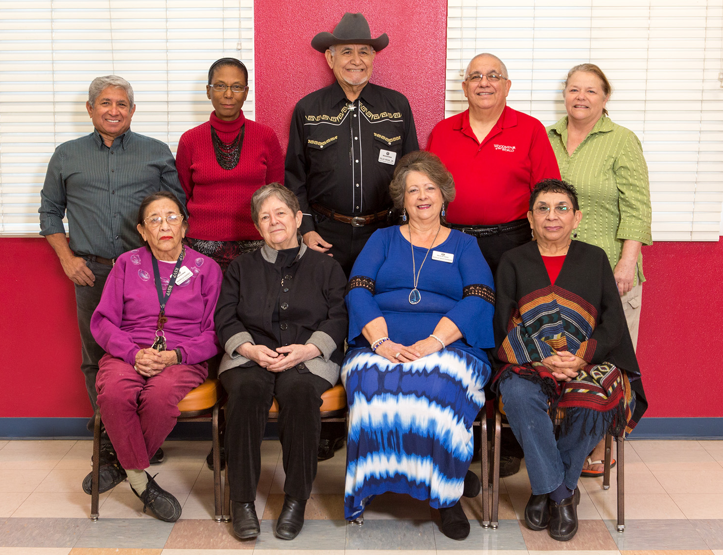 2016 Senior Programs Advisory Board Members